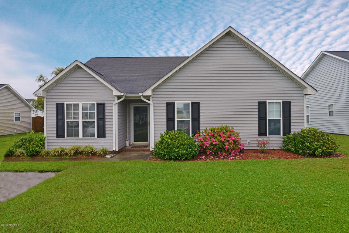 3648 Highland Drive, Ayden, NC 28513 (MLS #100033511) :: Century 21 Sweyer & Associates