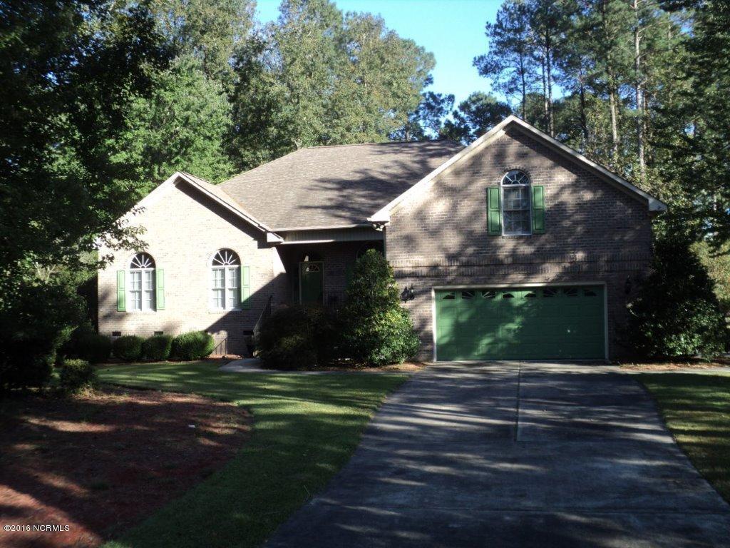 1345 Pine Valley Drive, New Bern, NC 28562 (MLS #100033518) :: Century 21 Sweyer & Associates