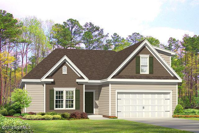 2349 Cottagefield Lane, Leland, NC 28451 (MLS #100033551) :: Century 21 Sweyer & Associates