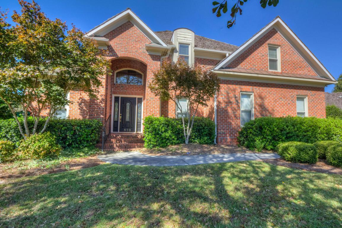 810 Fox Ridge Lane, Wilmington, NC 28405 (MLS #100033566) :: Century 21 Sweyer & Associates