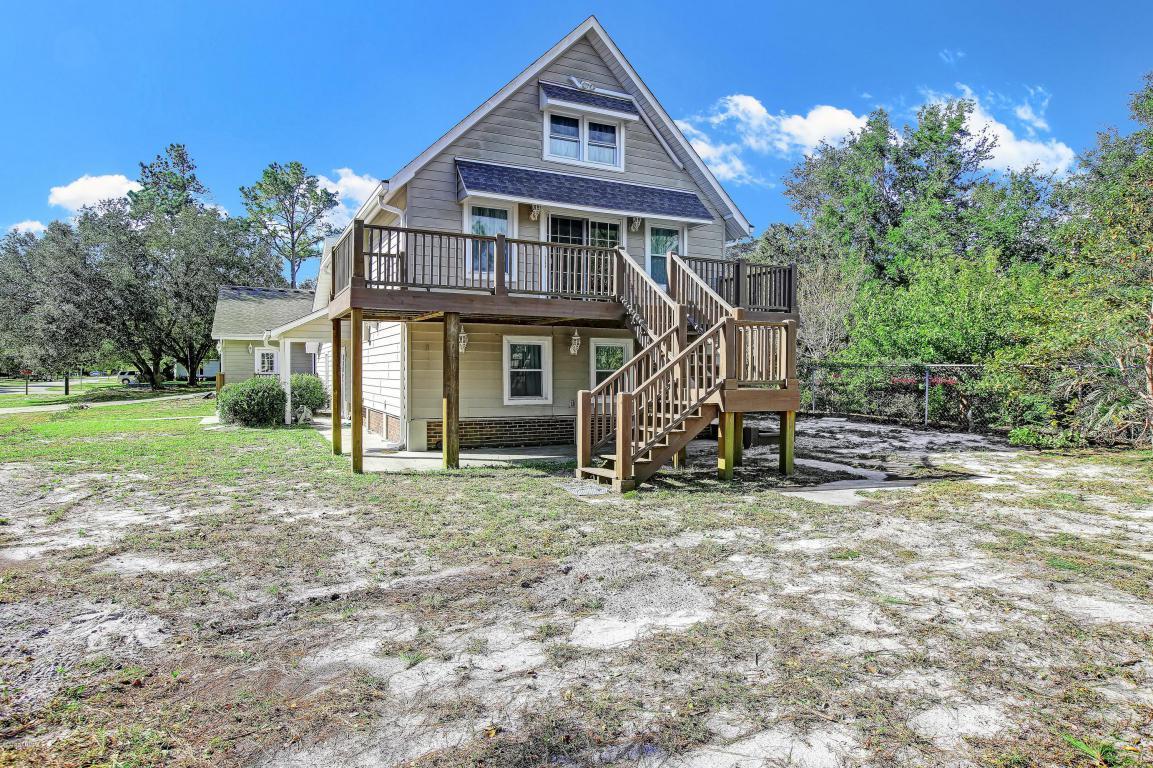 502 W Yacht Drive, Oak Island, NC 28465 (MLS #100033589) :: Century 21 Sweyer & Associates