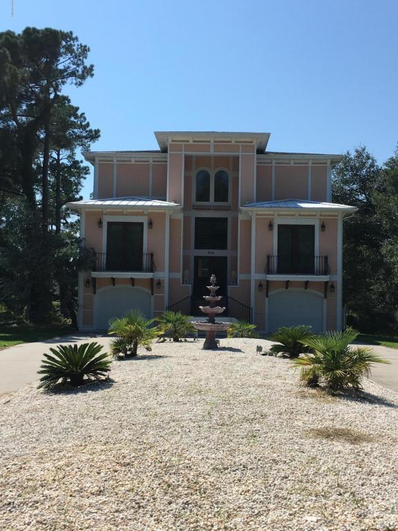 309 Waterway Drive SW, Sunset Beach, NC 28468 (MLS #100033608) :: Century 21 Sweyer & Associates