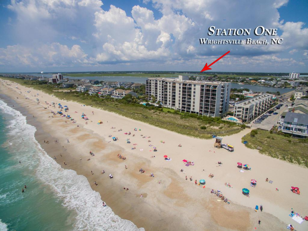 95 S Lumina Avenue 2-K, Wrightsville Beach, NC 28480 (MLS #100033619) :: Century 21 Sweyer & Associates