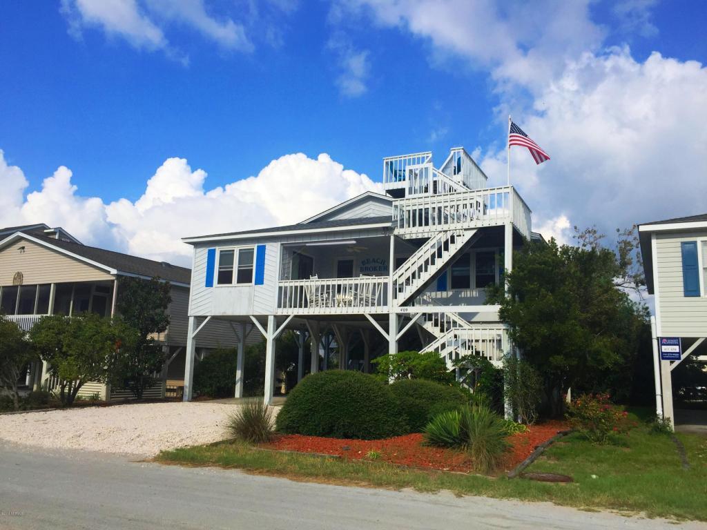 409 4th Street, Sunset Beach, NC 28468 (MLS #100033623) :: Century 21 Sweyer & Associates