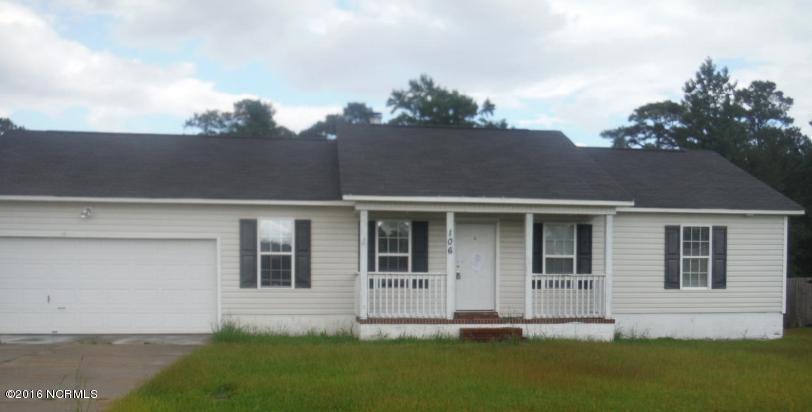 106 Constitution Avenue, Jacksonville, NC 28540 (MLS #100033650) :: Century 21 Sweyer & Associates