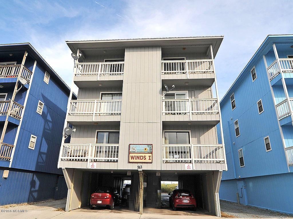 512 Carolina Beach Avenue N 3B, Carolina Beach, NC 28428 (MLS #100033656) :: Century 21 Sweyer & Associates