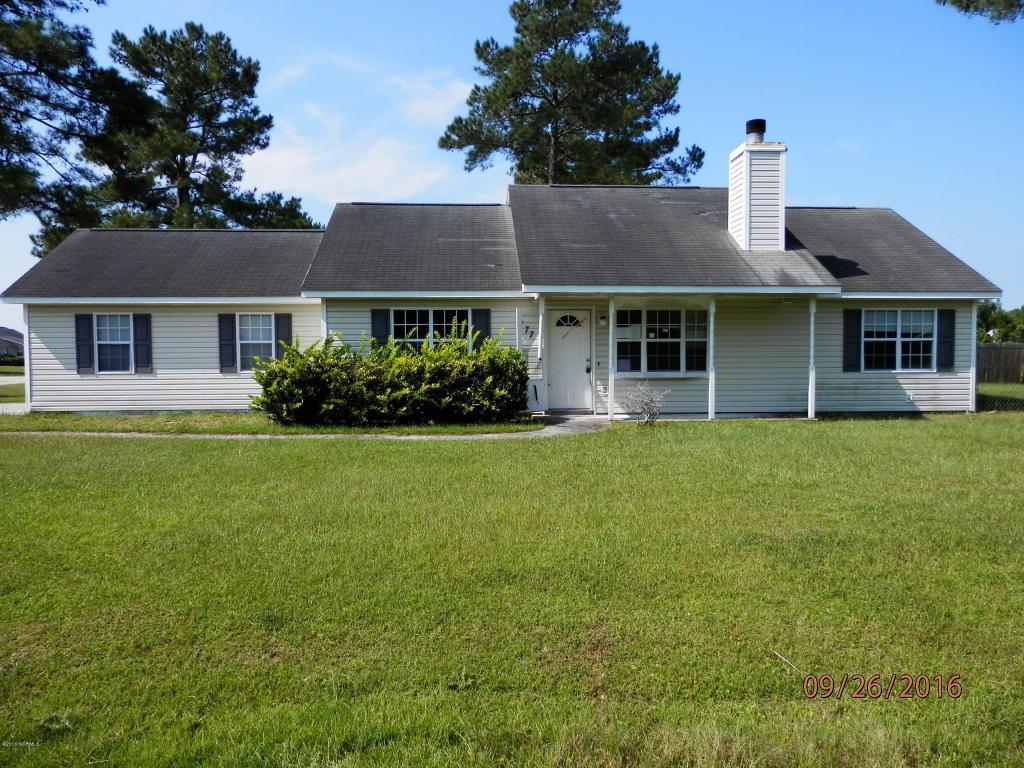 177 Glenwood Drive, Hubert, NC 28539 (MLS #100033673) :: Century 21 Sweyer & Associates