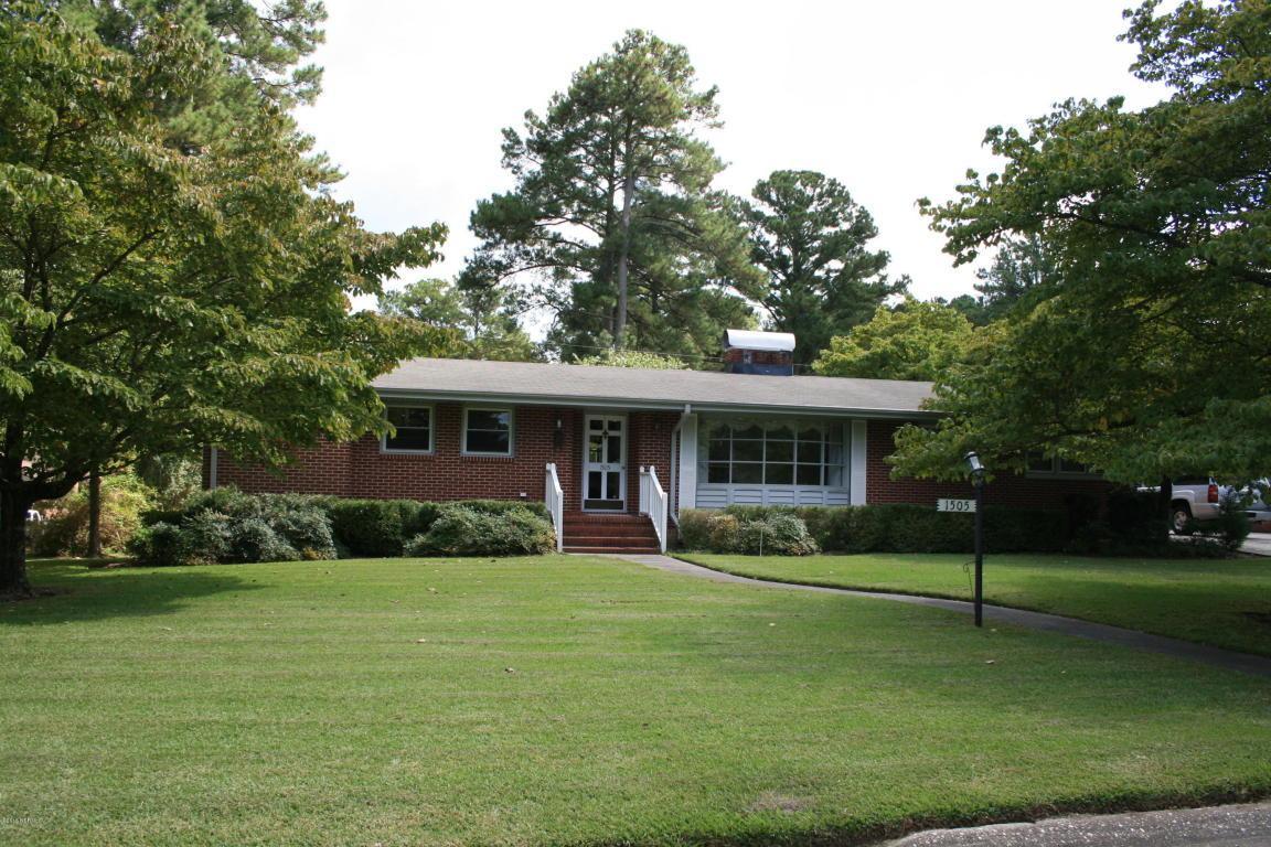 1505 Kimberly Road, New Bern, NC 28562 (MLS #100033677) :: Century 21 Sweyer & Associates