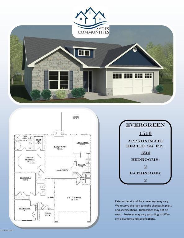 2962 Oakwood Drive, Winterville, NC 28590 (MLS #100033684) :: Century 21 Sweyer & Associates