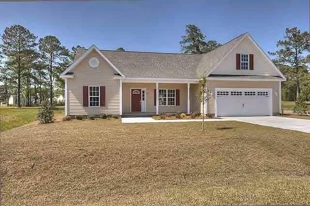 316 Holly Grove Court W, Jacksonville, NC 28540 (MLS #100033711) :: Century 21 Sweyer & Associates