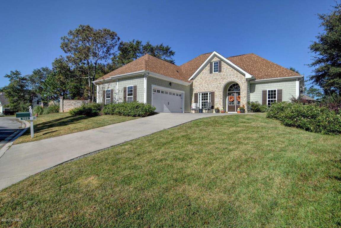 903 Trace Drive, Wilmington, NC 28411 (MLS #100033715) :: Century 21 Sweyer & Associates