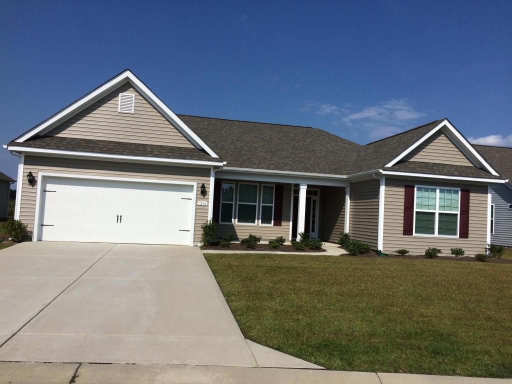 1206 Fence Post Lane, Carolina Shores, NC 28467 (MLS #100033720) :: Century 21 Sweyer & Associates