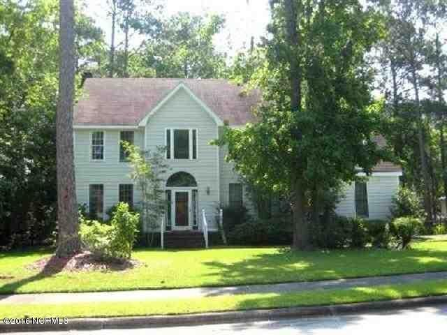 890 Lynchburg Drive, Jacksonville, NC 28546 (MLS #100033730) :: Century 21 Sweyer & Associates