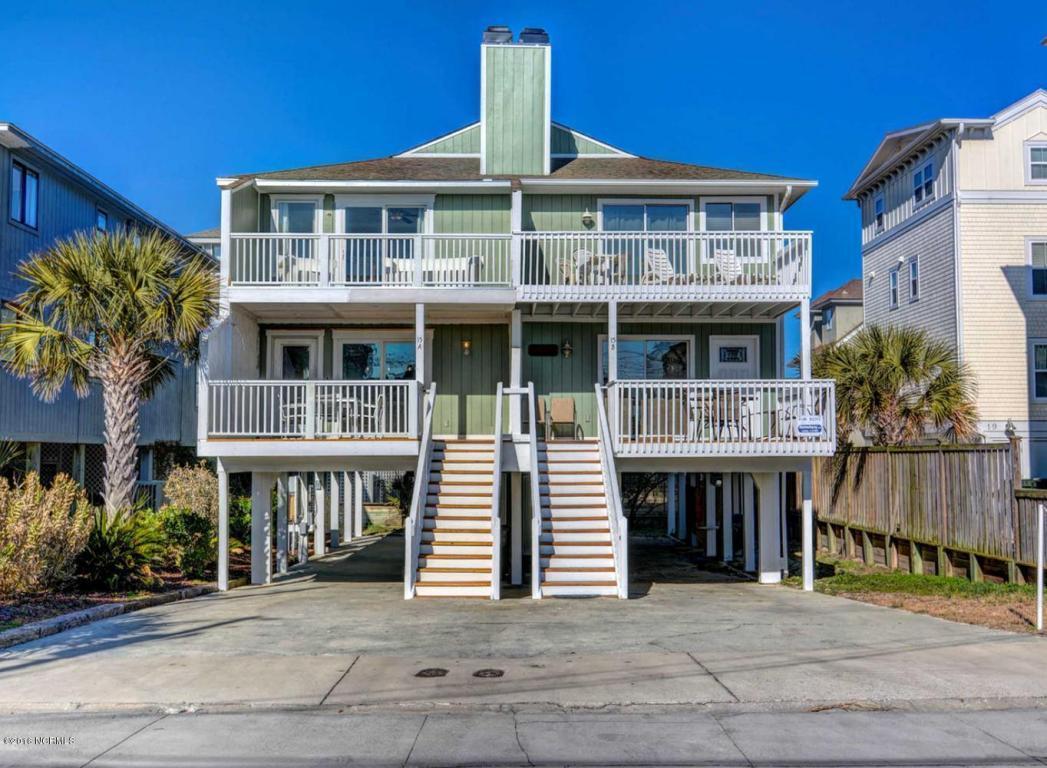 15 E Columbia Street E A, Wrightsville Beach, NC 28480 (MLS #100033763) :: Century 21 Sweyer & Associates