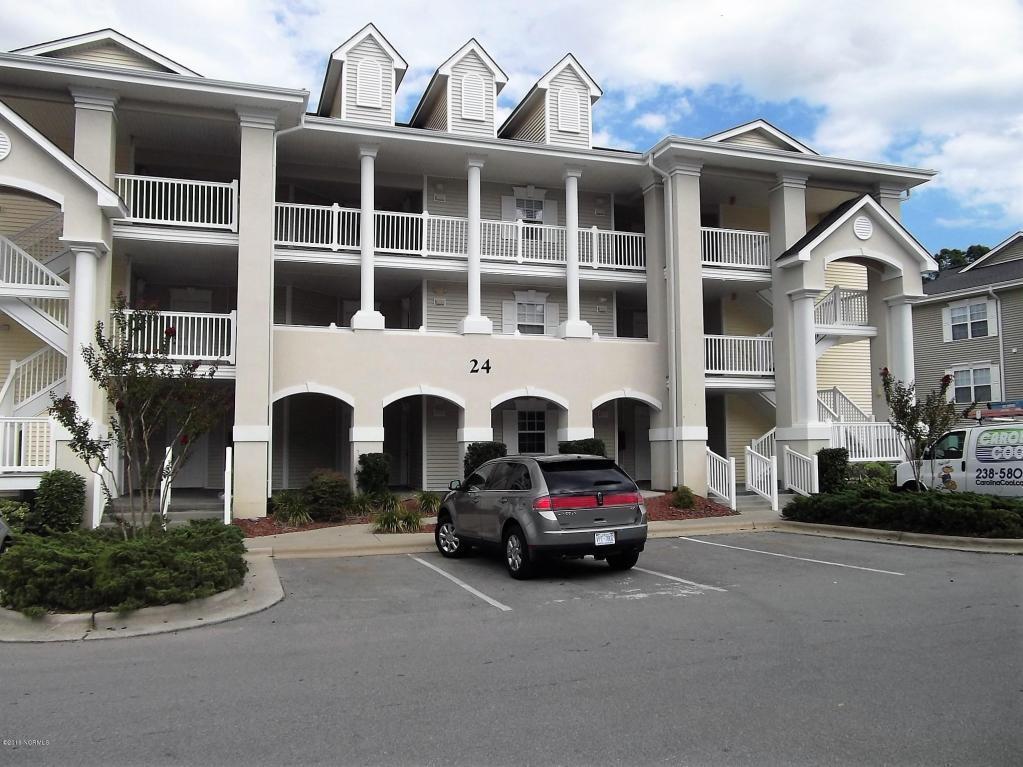 1215 N Middleton Drive NW #2407, Calabash, NC 28467 (MLS #100033766) :: Century 21 Sweyer & Associates