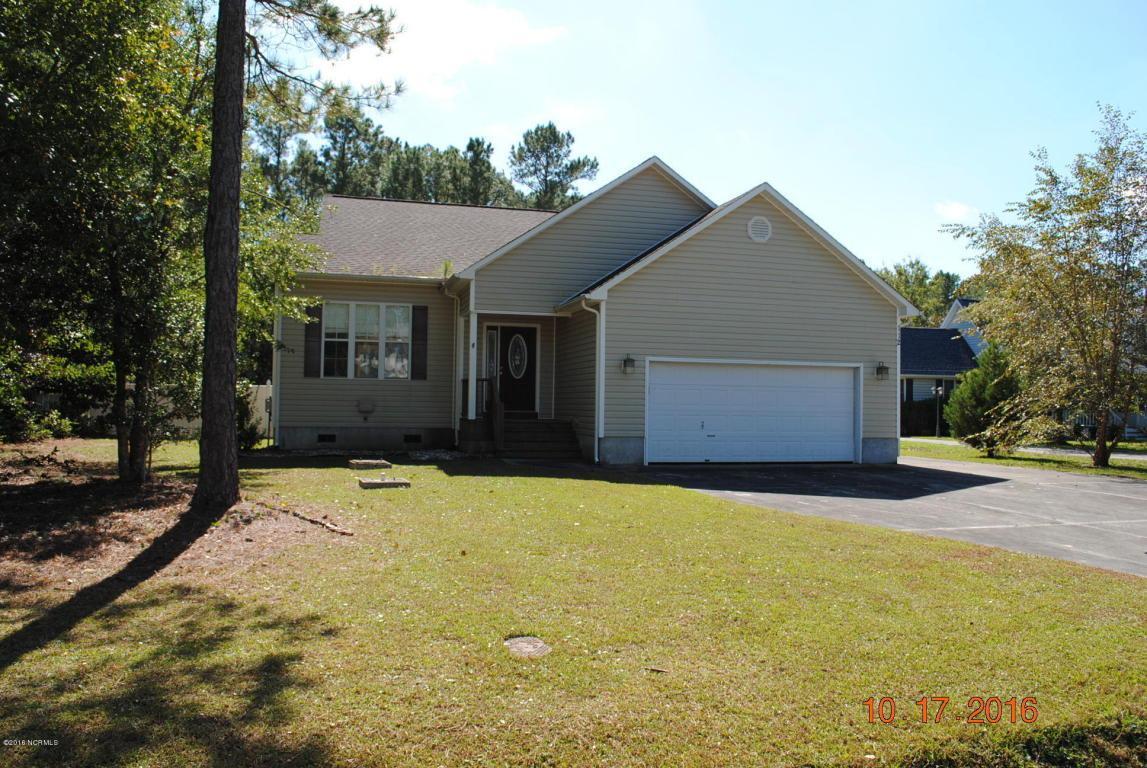 112 Longwood Drive, Stella, NC 28582 (MLS #100033768) :: Century 21 Sweyer & Associates