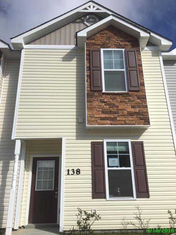 138 Waterstone Lane, Jacksonville, NC 28546 (MLS #100033789) :: Century 21 Sweyer & Associates