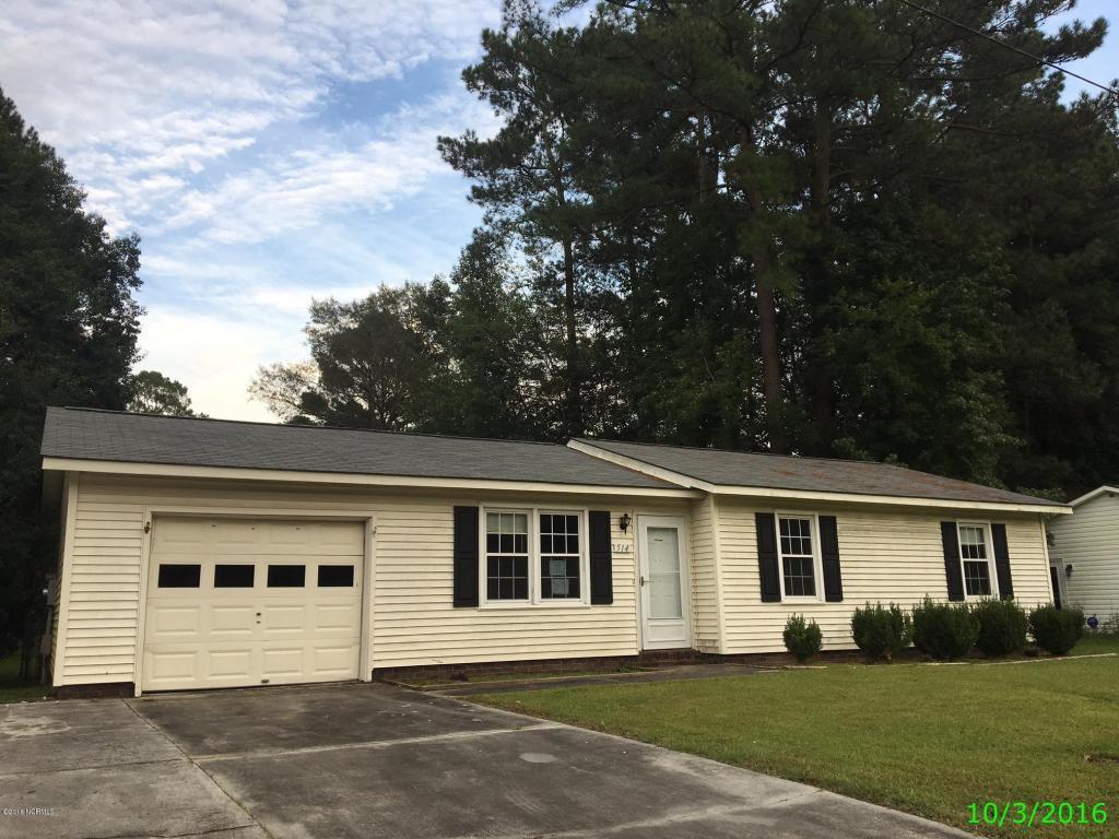514 Oci Drive, Jacksonville, NC 28540 (MLS #100033798) :: Century 21 Sweyer & Associates