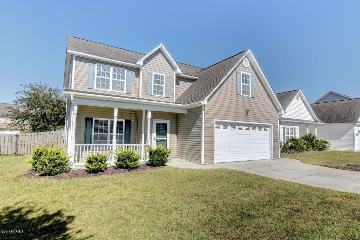 419 Hanna Drive, Wilmington, NC 28412 (MLS #100033808) :: Century 21 Sweyer & Associates