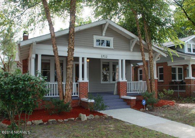 1712 Carolina Avenue, Wilmington, NC 28403 (MLS #100033834) :: Century 21 Sweyer & Associates