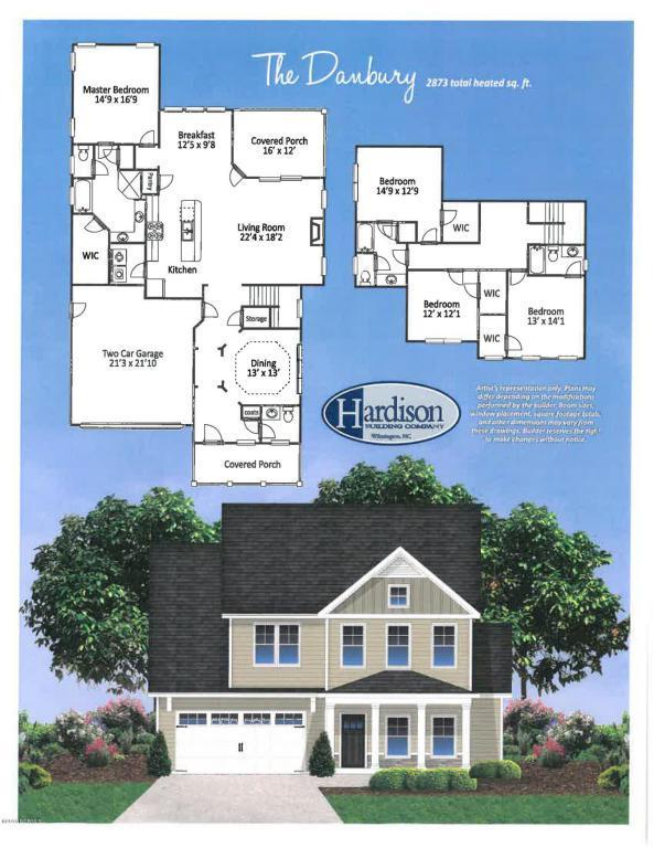 6253 Mallard Drive, Wilmington, NC 28403 (MLS #100033844) :: Century 21 Sweyer & Associates