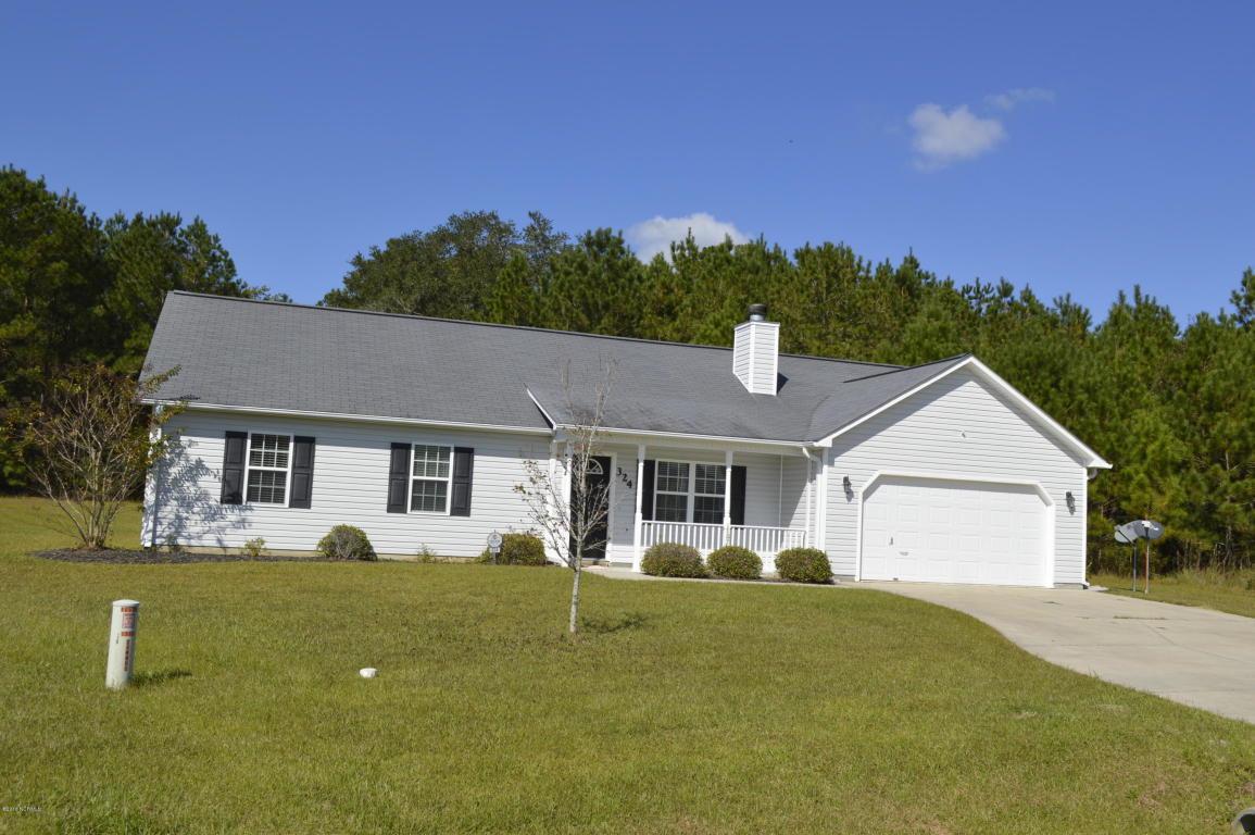324 Top Knot Road, Hubert, NC 28539 (MLS #100033873) :: Century 21 Sweyer & Associates