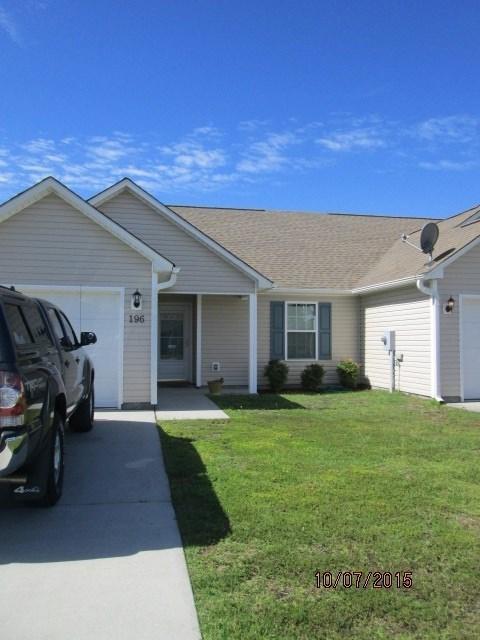 196 Pine Hollow Road, Holly Ridge, NC 28445 (MLS #100033892) :: Century 21 Sweyer & Associates