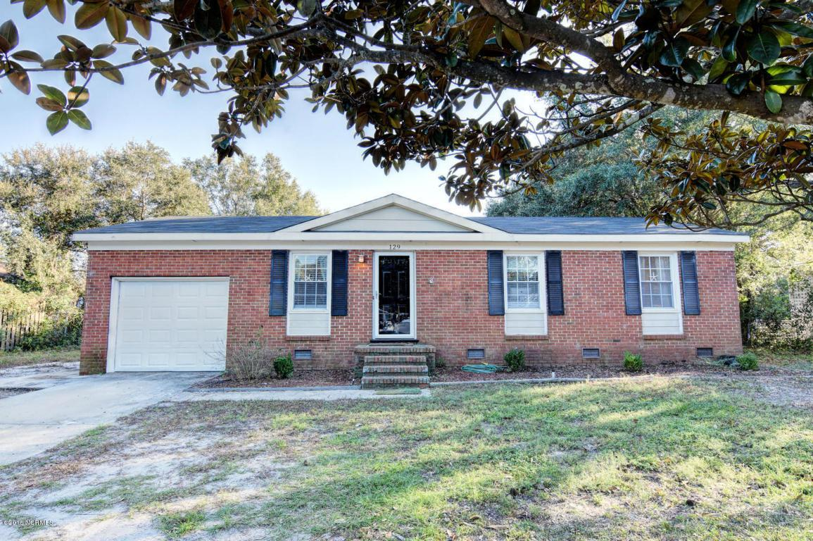 129 Mcquillan Drive, Wilmington, NC 28412 (MLS #100033900) :: Century 21 Sweyer & Associates