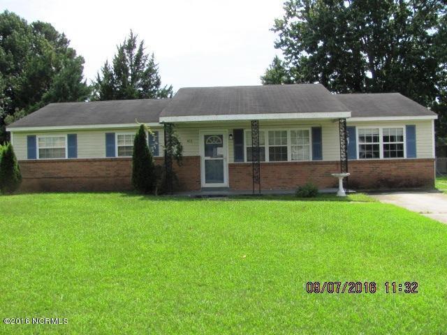 411 Myna Drive, Jacksonville, NC 28540 (MLS #100033913) :: Century 21 Sweyer & Associates