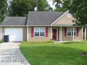 628 S Hampton Drive, Jacksonville, NC 28546 (MLS #100036318) :: Century 21 Sweyer & Associates