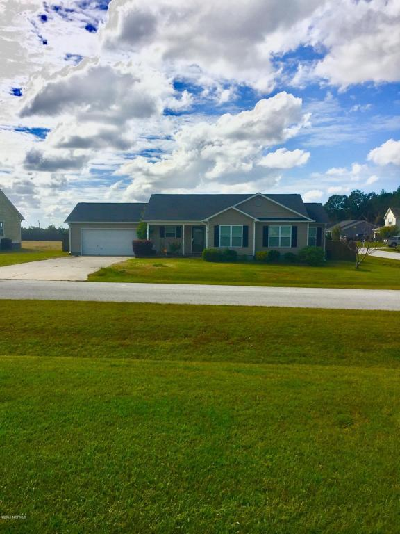 200 Cadence Court, Richlands, NC 28574 (MLS #100037146) :: Century 21 Sweyer & Associates