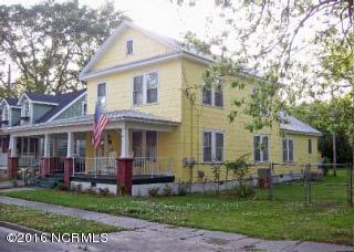 509 C Street, New Bern, NC 28560 (MLS #100037819) :: Century 21 Sweyer & Associates