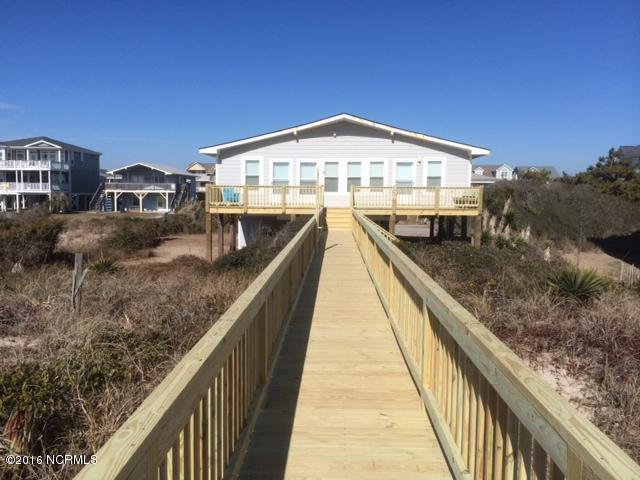 239 Ocean Boulevard W, Holden Beach, NC 28462 (MLS #100038342) :: Century 21 Sweyer & Associates