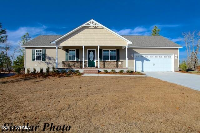 419 Mccall Drive Lot # 102, Jacksonville, NC 28540 (MLS #100040483) :: Century 21 Sweyer & Associates