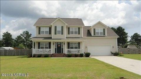 222 Target Lane, Hubert, NC 28539 (MLS #100040963) :: Century 21 Sweyer & Associates