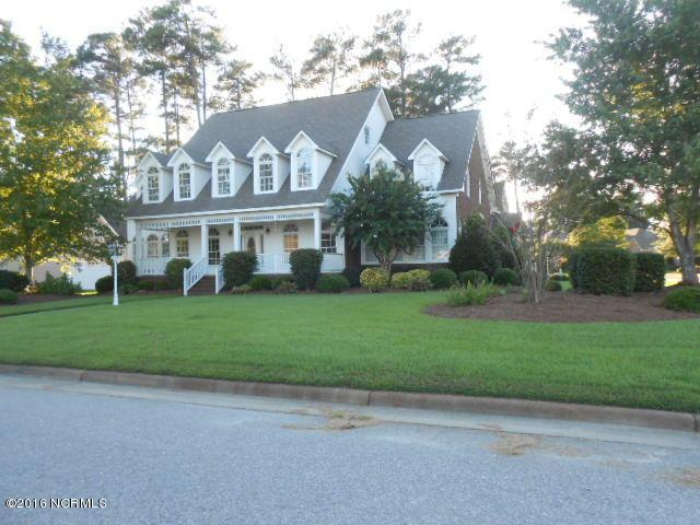 3300 Blenheim Place NW, Wilson, NC 27896 (MLS #100041248) :: Century 21 Sweyer & Associates