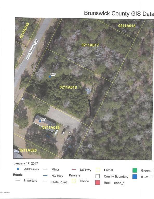 105 Dogwood Circle, Leland, NC 28451 (MLS #100043488) :: Century 21 Sweyer & Associates