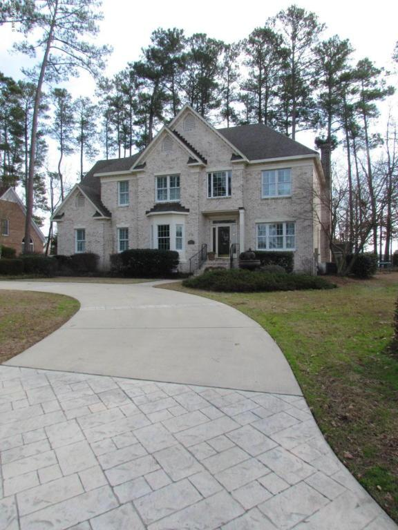 506 Ashburton Drive, Greenville, NC 27858 (MLS #100043730) :: Century 21 Sweyer & Associates