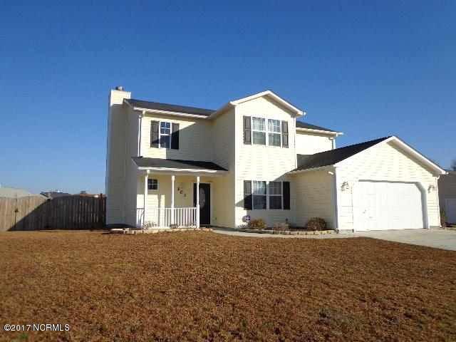 203 Bob White Road, Hubert, NC 28539 (MLS #100044915) :: Century 21 Sweyer & Associates