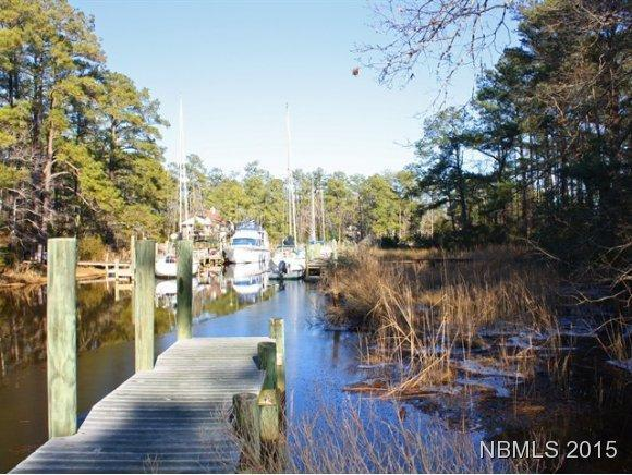 6011 Harbour Way, Oriental, NC 28571 (MLS #100046572) :: Century 21 Sweyer & Associates