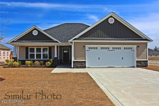 415 Derrick Drive, Sneads Ferry, NC 28460 (MLS #100048031) :: Century 21 Sweyer & Associates