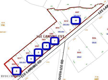 2,4-7,10 Lee Landing Road, New Bern, NC 28562 (MLS #100048361) :: Century 21 Sweyer & Associates