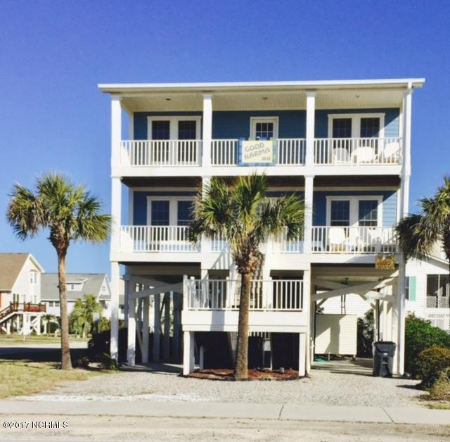 436 Ocean Boulevard W, Holden Beach, NC 28462 (MLS #100050474) :: Century 21 Sweyer & Associates
