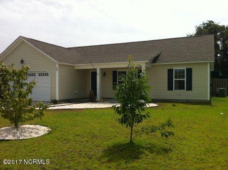 407 Amaryllis Lane, Holly Ridge, NC 28445 (MLS #100050662) :: Century 21 Sweyer & Associates