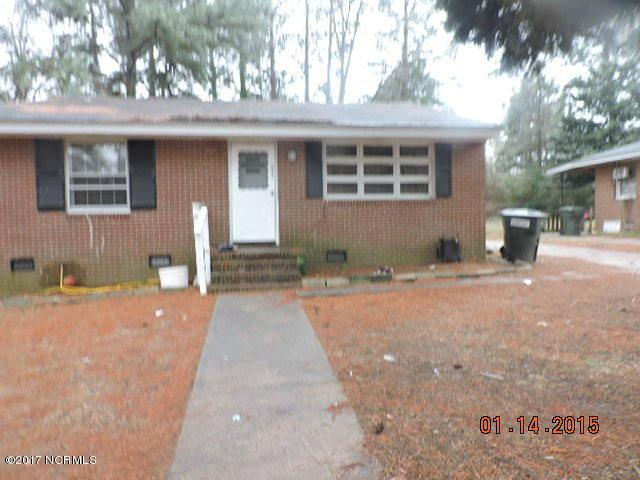 607 Jordan Street S, Wilson, NC 27893 (MLS #100051921) :: Century 21 Sweyer & Associates