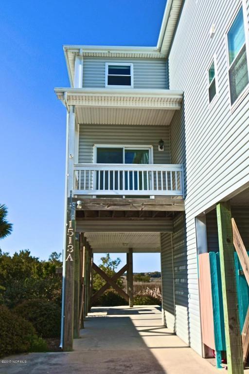 1513 N New River Drive A, Surf City, NC 28445 (MLS #100053254) :: Century 21 Sweyer & Associates