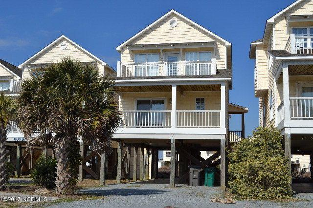 809 N Topsail Drive N A, Surf City, NC 28445 (MLS #100053738) :: Century 21 Sweyer & Associates