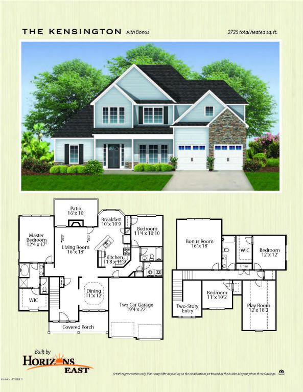 214 Willow Bridge Drive, Stella, NC 28582 (MLS #100054992) :: Century 21 Sweyer & Associates