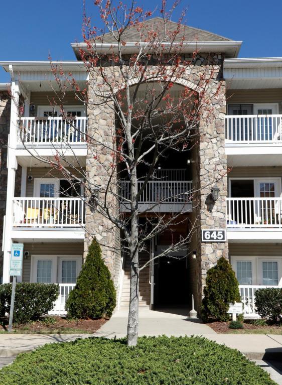 645 Condo Club Drive #207, Wilmington, NC 28412 (MLS #100055863) :: Century 21 Sweyer & Associates