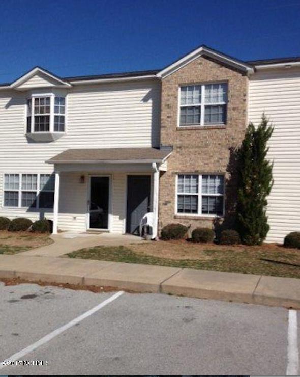 4203 Elkin Ridge Drive B, Greenville, NC 27858 (MLS #100056662) :: Century 21 Sweyer & Associates